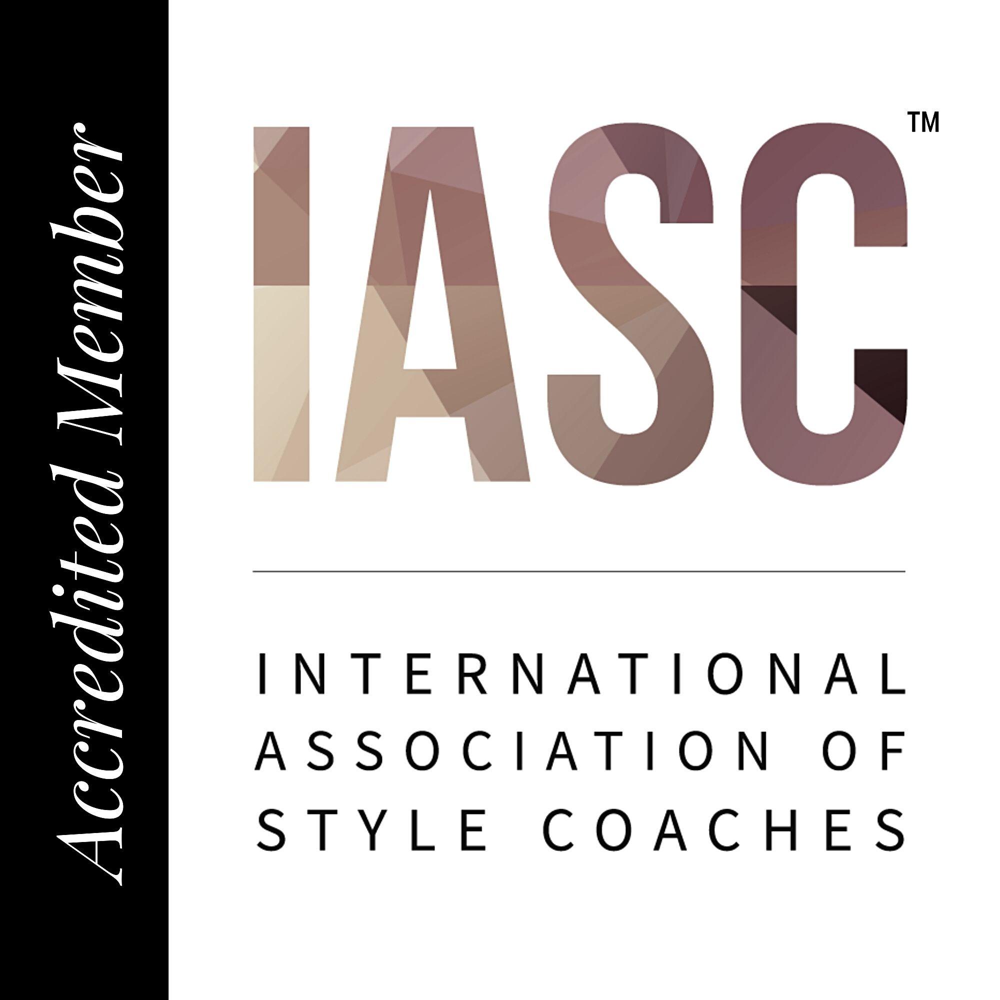 Member Logo International Association of Style Coaches